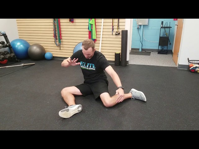How to Improve Hip Mobility in the Golf Swing | 90-90 Transitions | Chesterfield Chiropractor