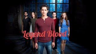 """Трейлер к фанфику """"Legend Blood"""""""