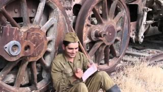 TERLAN MEMMEDHUSEYNOV-SES(KADR ARXASI)(BACKSTAGE)(making of) 2015