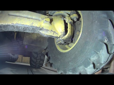 Как проверить на износ шкворень и рулевой наконечник . Замена, ремонт, регулировка. Часть № 1