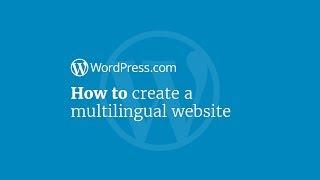 وورد البرنامج التعليمي: كيفية إنشاء موقع متعدد اللغات