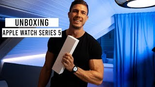 Apple Watch Series 5 - Abholung & Unboxing
