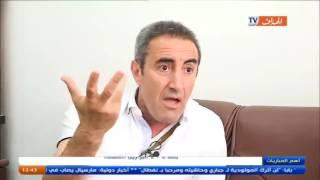 مناد يتحدث عن ميركاتو مولودية الجزائر هذا الصيف