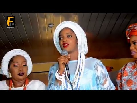 OONI OF IFE NEW OLOORI APPEARANCE, AND HER FIRST SPEECH AT EVENT