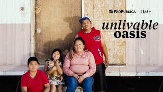 Unlivable Oasis: A Housing Struggle on the Front Lines of the Climate Crisis | TIME