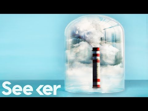Why It's So Hard to Capture CO2 From the Air