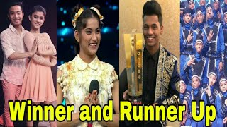 Dance Plus 4 Winner and Runner Up 1st, 2nd, 3rd | YES INDIA
