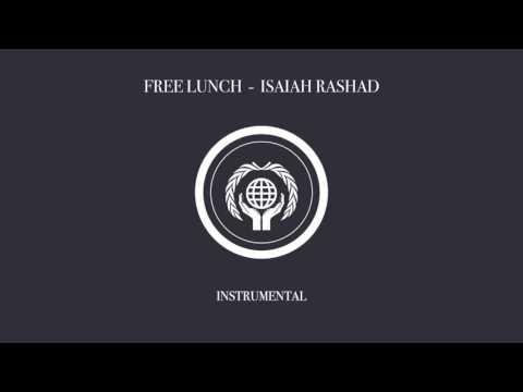 Isaiah Rashad - Free Lunch (Instrumental)