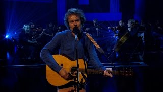 Damien Rice I Don T Want To Change You Later With Jools Holland BBC Two