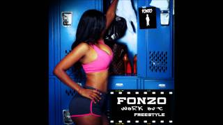 J. Cole - Work Out (FonZo Freestyle) mp3