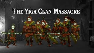 [Zelda Breath of the Wild] The Yiga Clan Massacre (Banana farming) thumbnail