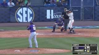 SEC Top 5 - Baseball Tournament
