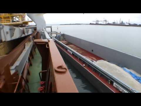 Transbo 296 t barge à navire 5