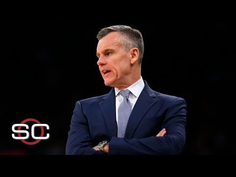 The Bulls are hiring Billy Donovan as head coach - Woj | SportsCenter