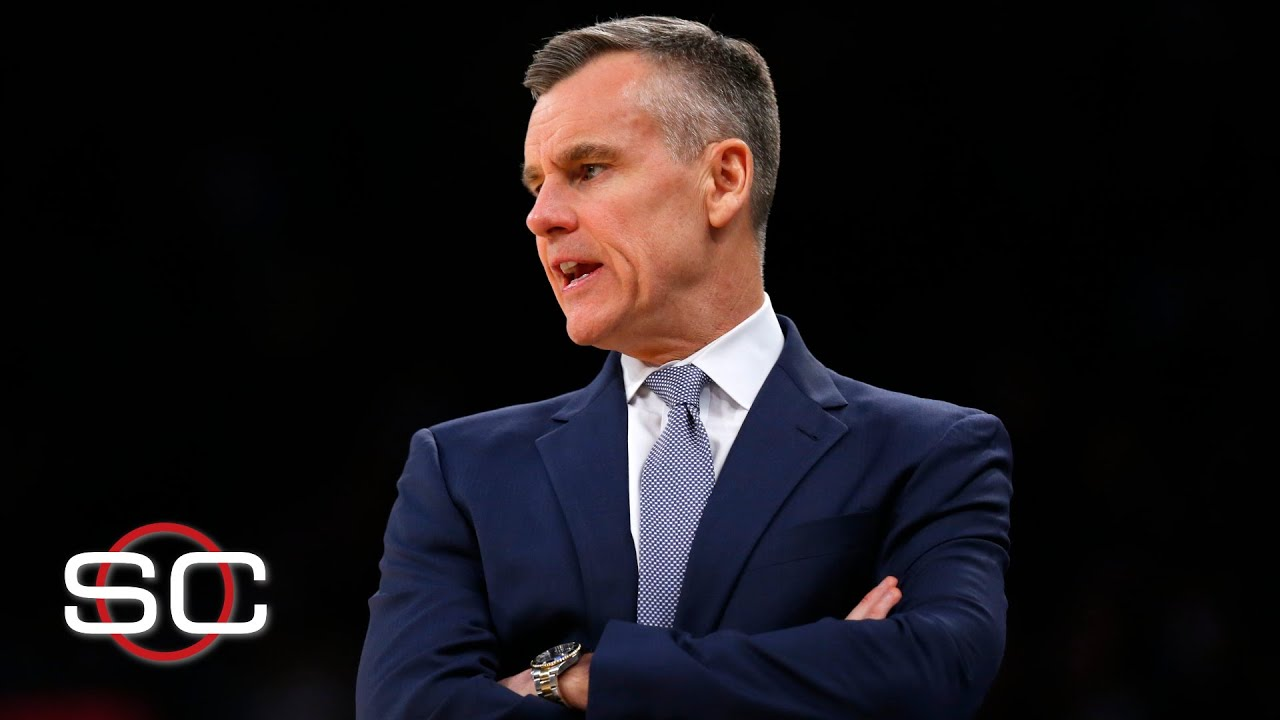 Bulls name Billy Donovan Head Coach