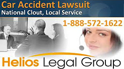 Car Accident Lawsuit - Helios Legal Group - Lawyers & Attorneys