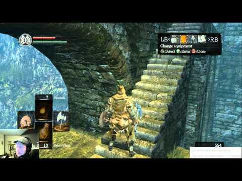 Dark Souls - Drunkthrough Part 2: Undead Burg