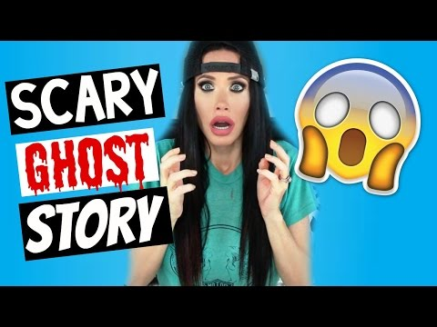 MY HAUNTED CABIN GHOST STORY | STORYTIME