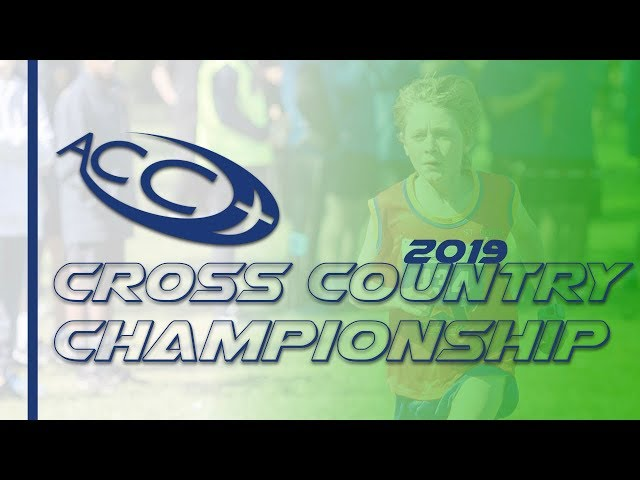 ACC Cross Country Championship 2019