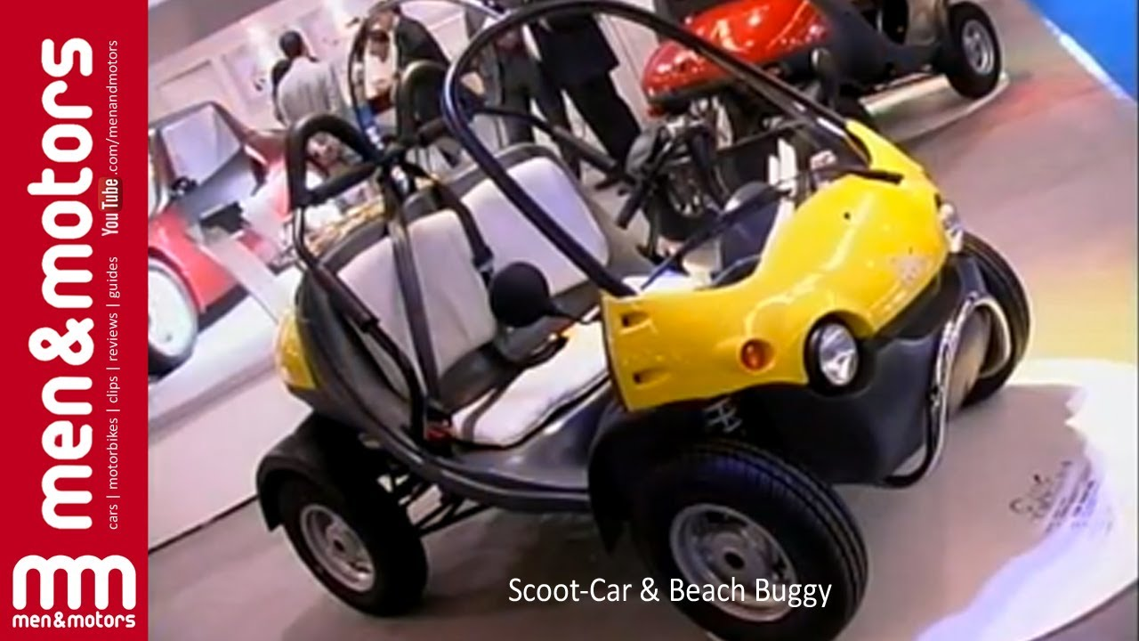 scoot car beach buggy youtube. Black Bedroom Furniture Sets. Home Design Ideas