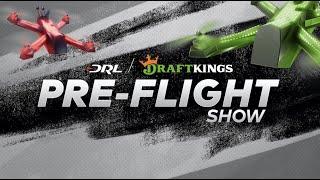 DRL x @DraftKings Pre-Flight Show | January 29, 2021