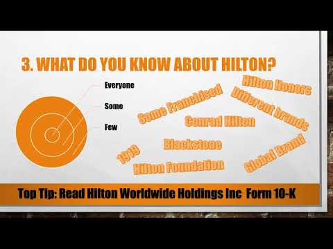 Top 5 Hilton Hotels Interview Questions And Answers