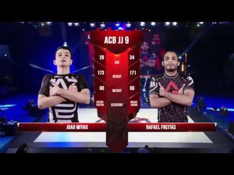 Joao Miyao VS Rafael Freitas berkut 9 2017