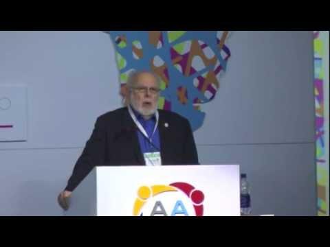 Rafael Echeverría en 1er Congreso Latinoamericano de Coaching Ontológico, Buenos Aires, Argentina