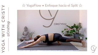 SS ☆ YogaFlow: Enfoque Hacia el Split