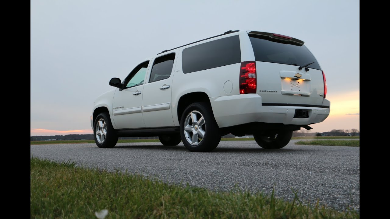 2008 chevrolet suburban ltz for sale pwr boards dvd heated cooled seats navigation moon roof