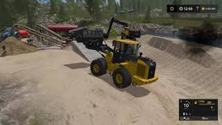 FS17 - Mining and Construction Economy Map 007