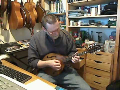Ragtime Medley - Mandolin Solo