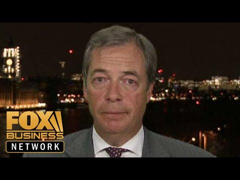 Farage: Voters deserted May's party because they want Brexit delivered