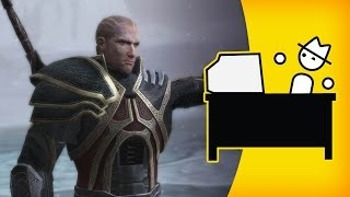 TOO HUMAN (Zero Punctuation)