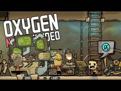 Carbon Dioxide Management, Research + Air Purifier - Oxygen Not Included Gameplay Highlights Part 2
