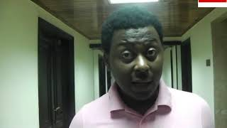 Eric Chimi parle du match cameroun # ghana  Vincent Kamto.avi