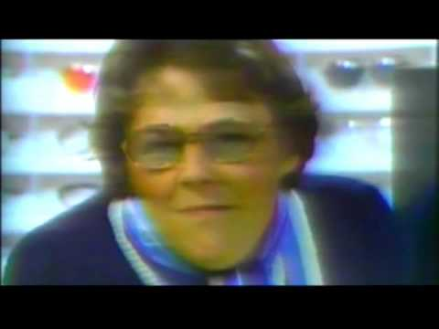 vision center commerical  mary jo catlett