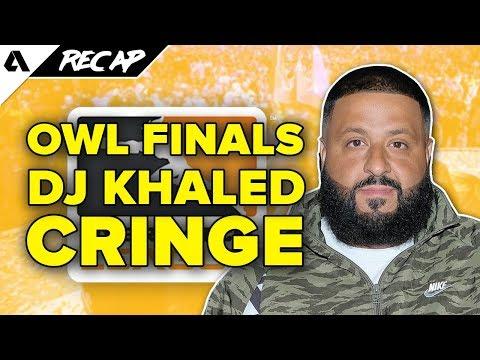 DJ Khaled Overwatch League Fail, Three New OWL Teams For 2019, Trophy Ceremony Debate | Akshon Recap Mp3