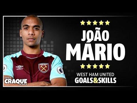 JOÃO MÁRIO ● West Ham ● Goals & Skills