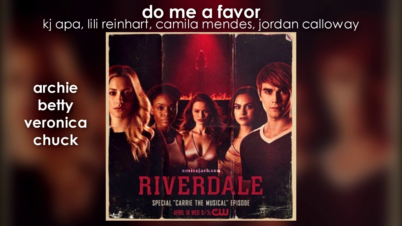Riverdale: Carrie The Musical   Full Soundtrack   HD