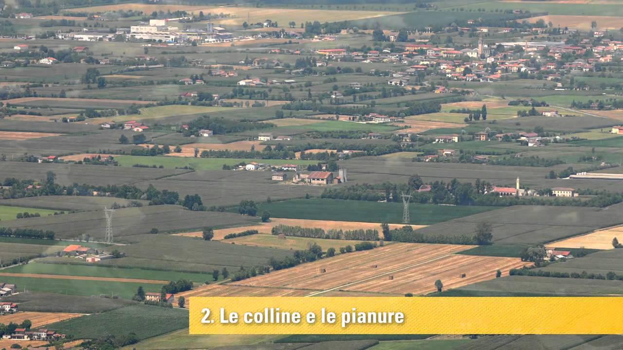 Il paesaggio italiano tratto da La geografia per tutti