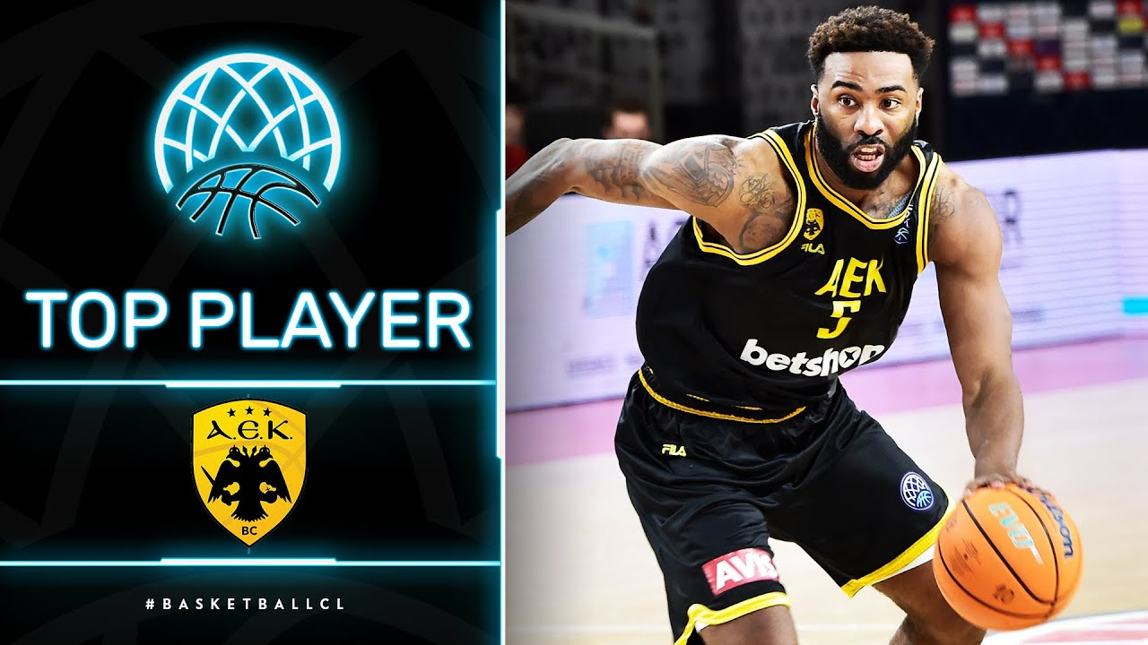 HUGE 32 PTS! Keith Langford steps up for AEK