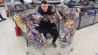 XXL (1000€+) Silvester Feuerwerk Einkaufstour am 28.12.2018 🔥 | MrPyroManager