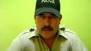 ADALBERTO TORRES DIRECTOR DE LA POLICIA  MUNICIPAL DE SANTA ISABEL CHIHUAHUA