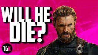 Captain America Death In Infinity War?
