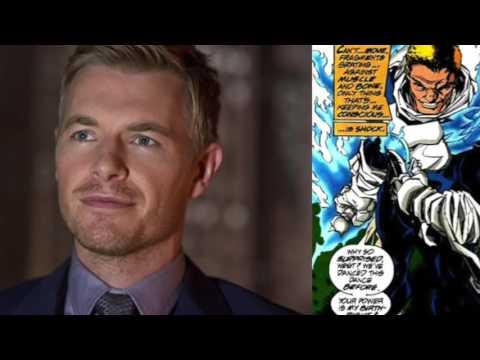 Who is Cobalt Blue    The Flash Season 3