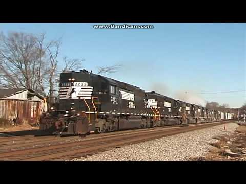 "My favorite trains from ""Chasing Exotic Motive Power In The Southeast Volume 1"""