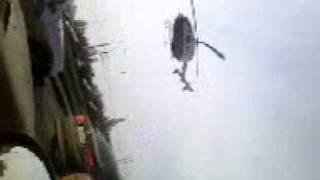 Вертолет МЧС на Кутузовском проспекте(, 2010-03-28T12:16:01.000Z)