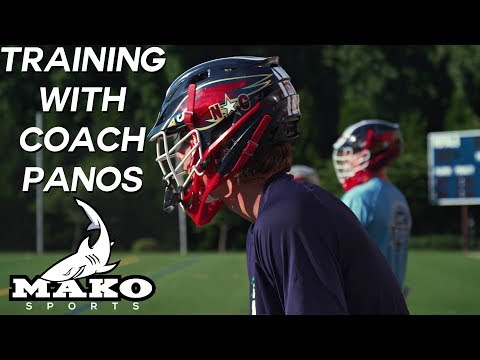 Panos Group Lacrosse Training