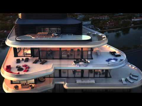 Eloy Carmenate and Mick Duchon presents Faena House Penthouse